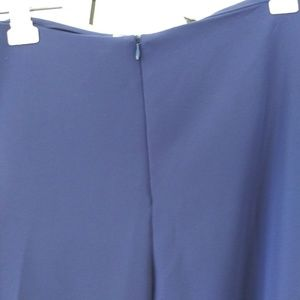 Joseph Ribkoff Pants - New Joseph Ribkoff Blue Pant w/ front zipp size 12